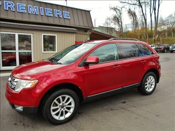 2009 Ford Edge SEL & Used Cars Washington Used Pickups For Sale East Pittsburgh PA Old ... markmcfarlin.com