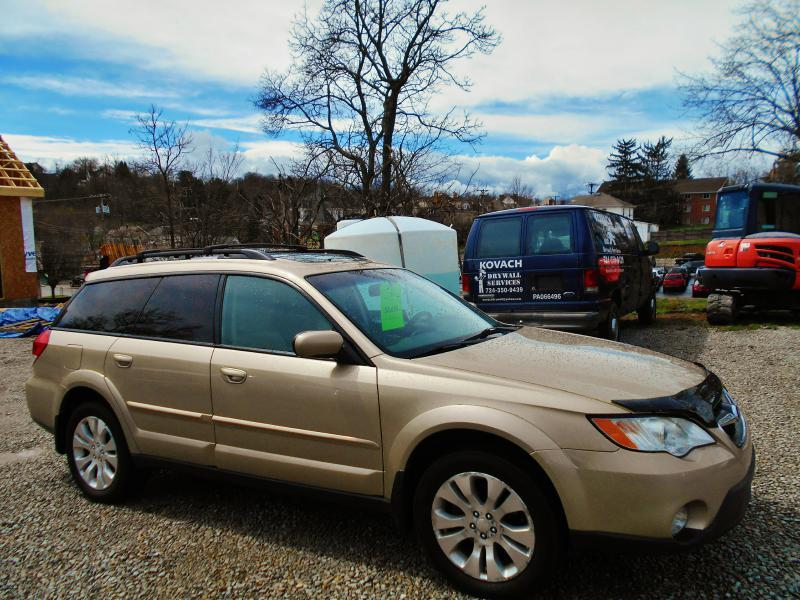 2009 Subaru Outback for sale at Premiere Auto Sales in Washington PA