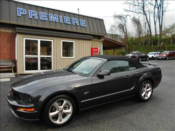 2007 Ford Mustang for sale at Premiere Auto Sales in Washington PA