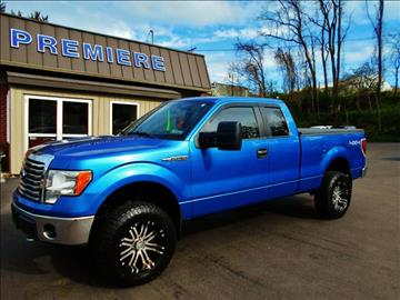2012 Ford F-150 for sale at Premiere Auto Sales in Washington PA