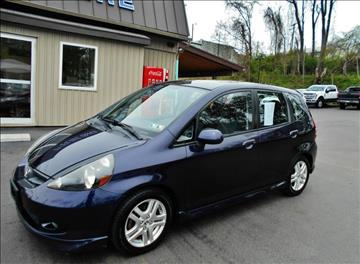 2008 Honda Fit for sale at Premiere Auto Sales in Washington PA