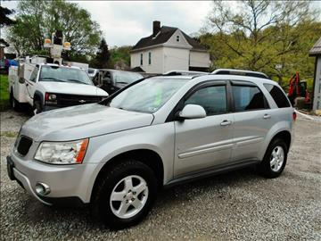 2006 Pontiac Torrent for sale at Premiere Auto Sales in Washington PA