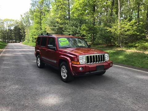 2006 Jeep Commander for sale in Swansea, MA