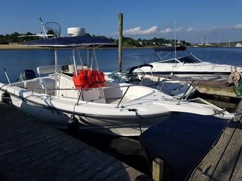 2001 Boston Whaler Outrage 23 for sale in Swansea, MA