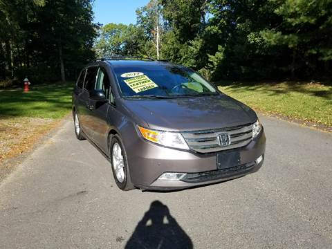 2012 Honda Odyssey for sale in Swansea, MA