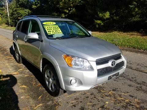 2011 Toyota RAV4 For Sale In Swansea, MA