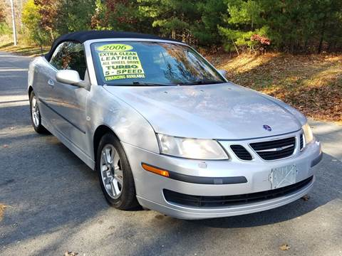 2006 Saab 9-3 for sale in Milford, MA