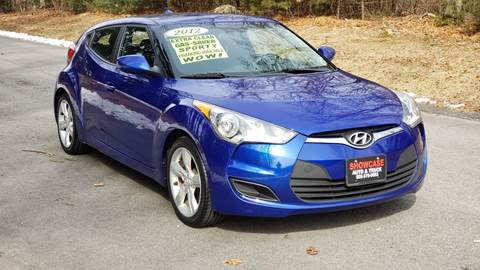 2012 Hyundai Veloster for sale in Swansea, MA