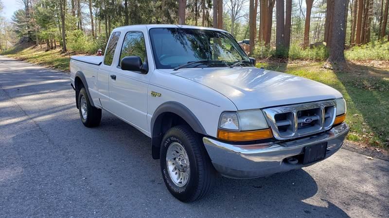 99 ford ranger front bumper