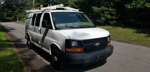 2008 Chevrolet Express Cargo for sale in Swansea, MA