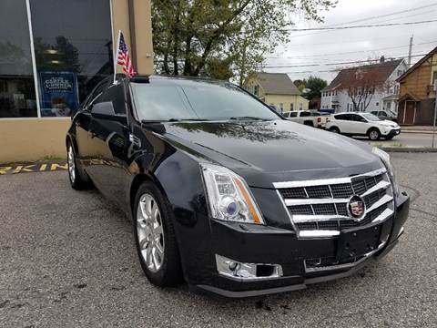 2009 Cadillac CTS for sale in Milford, MA