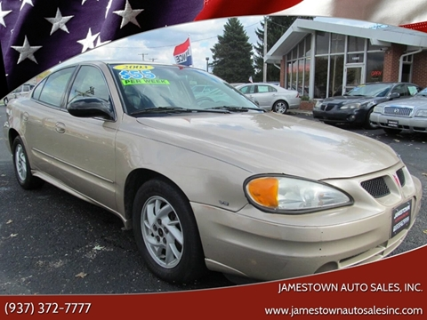 2003 Pontiac Grand Am for sale in Xenia, OH