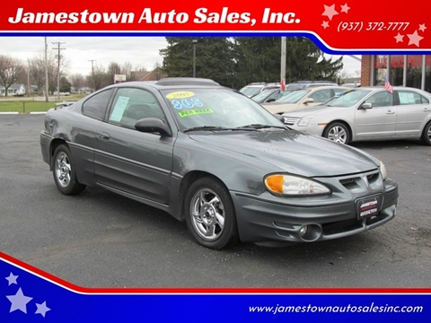 2005 Pontiac Grand Am for sale in Xenia, OH