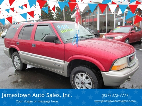 2000 GMC Jimmy for sale in Xenia, OH