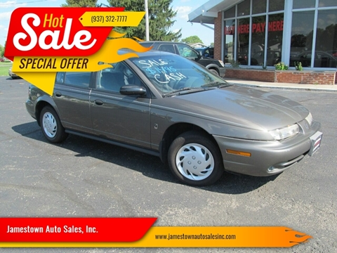 1998 Saturn S-Series for sale in Xenia, OH