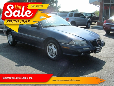 1995 Pontiac Grand Am for sale in Xenia, OH