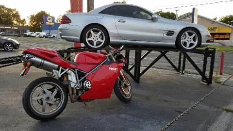 2002 Ducati 998 for sale at Music City Rides in Nashville TN