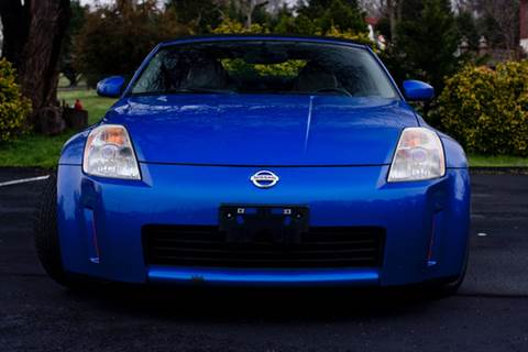 2004 Nissan 350Z for sale at Music City Rides in Nashville TN