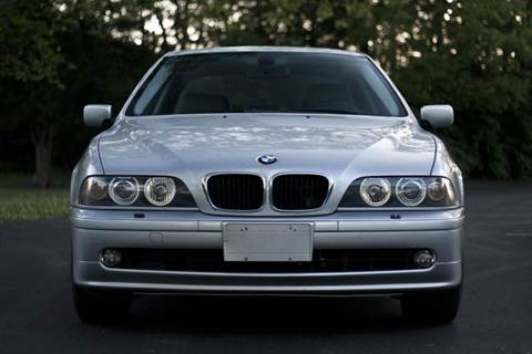 2003 BMW 5 Series for sale at Music City Rides in Nashville TN