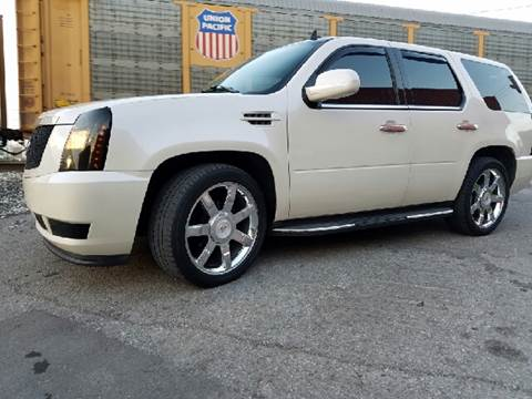 2007 Cadillac Escalade for sale at Music City Rides in Nashville TN