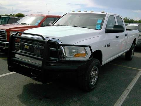 2011 RAM Ram Pickup 3500 for sale at Music City Rides in Nashville TN
