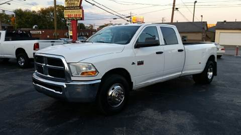2012 RAM Ram Pickup 3500 for sale at Music City Rides in Nashville TN