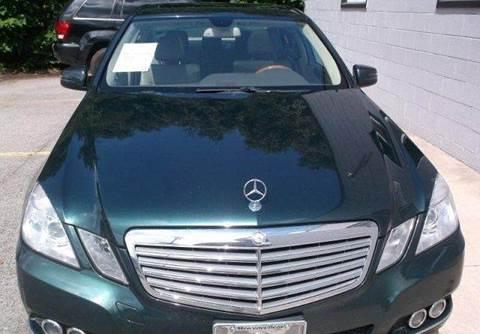 Mercedes-Benz E-Class For Sale in Nashville, TN - Music ...