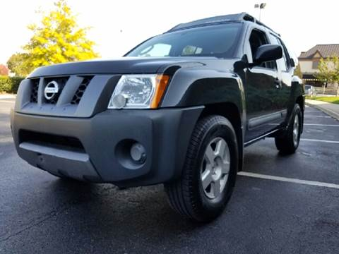 2006 Nissan Xterra for sale at Music City Rides in Nashville TN