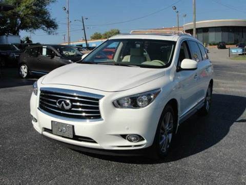 2014 Infiniti QX60 Hybrid for sale at Music City Rides in Nashville TN