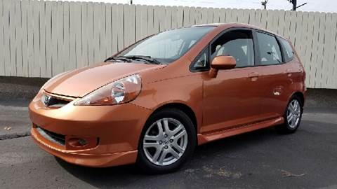 2007 Honda Fit for sale at Music City Rides in Nashville TN