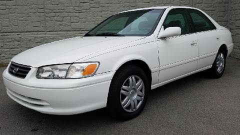 2000 Toyota Camry for sale at Music City Rides in Nashville TN