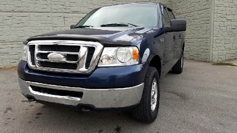 2007 Ford F-150 for sale at Music City Rides in Nashville TN