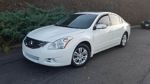 2011 Nissan Altima for sale at Music City Rides in Nashville TN