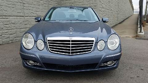 2007 Mercedes-Benz E-Class for sale at Music City Rides in Nashville TN