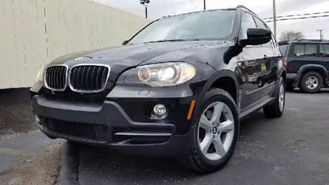 2008 BMW X5 for sale at Music City Rides in Nashville TN