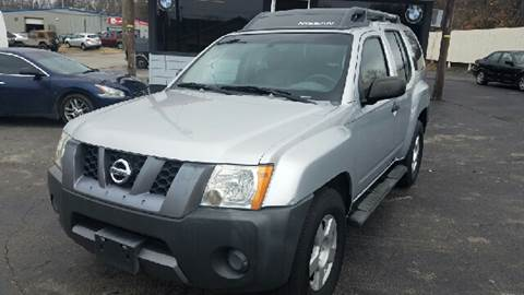 2007 Nissan Xterra for sale at Music City Rides in Nashville TN