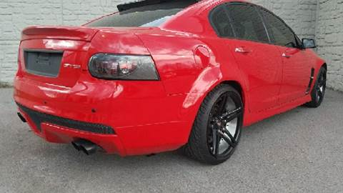 2009 Pontiac G8 for sale at Music City Rides in Nashville TN