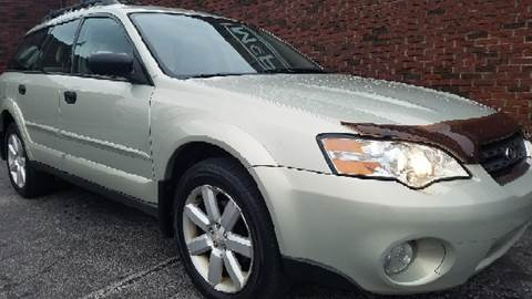 2006 Subaru Outback for sale at Music City Rides in Nashville TN