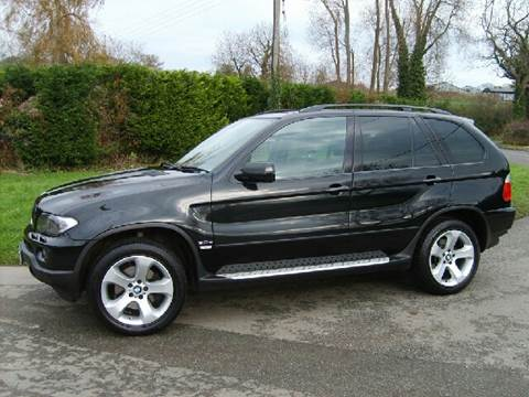 2005 BMW X5 for sale at Music City Rides in Nashville TN