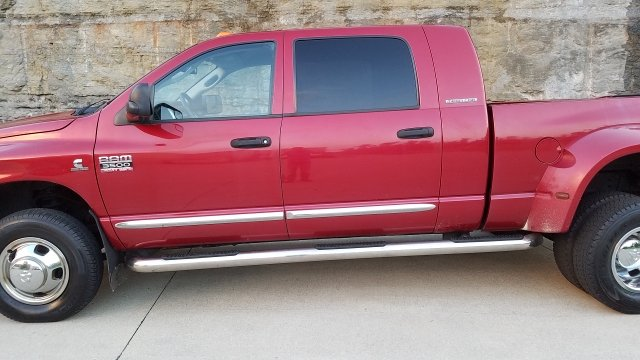 2007 Dodge Ram Pickup 3500 for sale at Music City Rides in Nashville TN