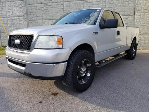 2008 Ford F-150 for sale at Music City Rides in Nashville TN