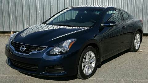 2010 Nissan Altima for sale at Music City Rides in Nashville TN