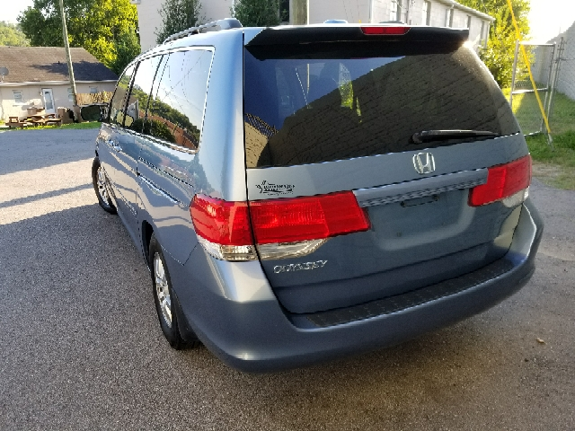 2008 Honda Odyssey for sale at Music City Rides in Nashville TN