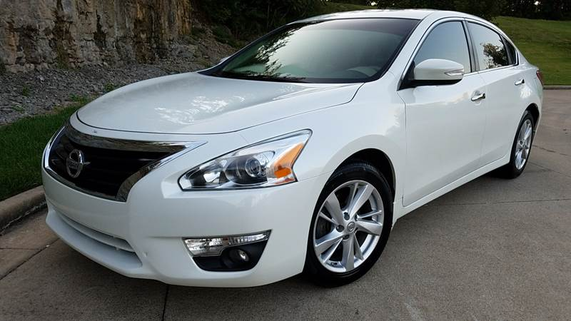 2013 Nissan Altima for sale at Music City Rides in Nashville TN
