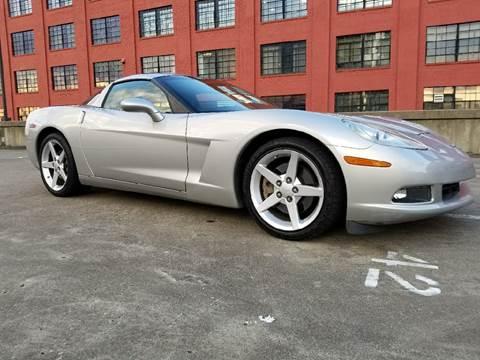 2005 Chevrolet Corvette for sale at Music City Rides in Nashville TN