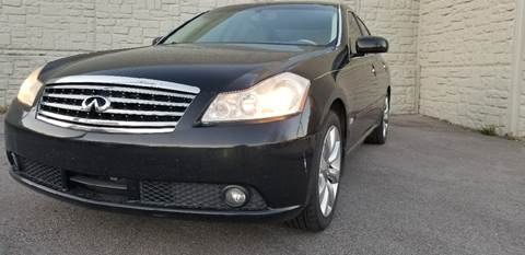 2007 Infiniti M35 for sale at Music City Rides in Nashville TN