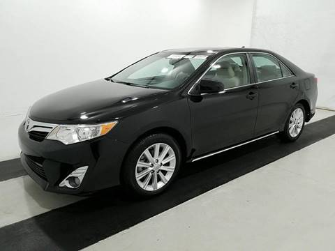 2014 Toyota Camry Hybrid for sale at Music City Rides in Nashville TN