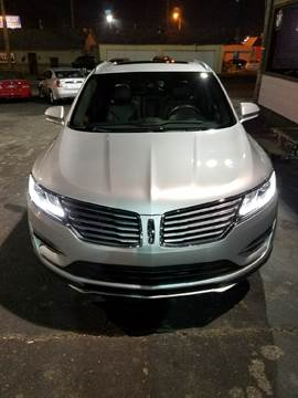 2016 Lincoln MKC for sale at Music City Rides in Nashville TN