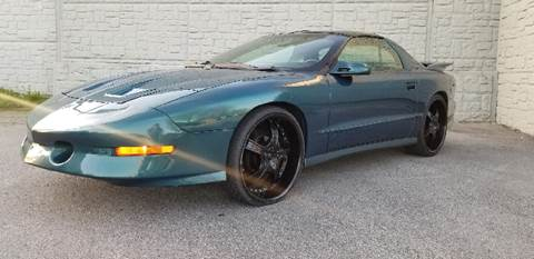 1997 Pontiac Firebird for sale in Nashville, TN