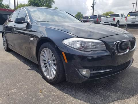 2011 BMW 5 Series for sale at Music City Rides in Nashville TN